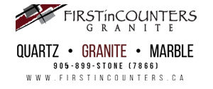 First in Counters Granite